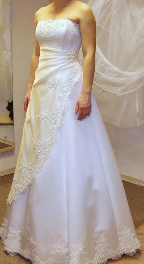 Фасон свадебного платья